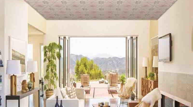 Ốp trần nhà bằng nhựa dài, Làm trần giả bằng nhựa giả gỗ giá rẻ trọn gói tại hà nội