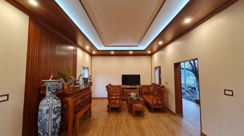 Báo giá trần gỗ nhựa composite giá bao nhiêu tiền 1m2, Báo giá thi công nhựa cao cấp sang trọng theo m2 2021